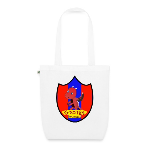 George The Dragon - EarthPositive Tote Bag