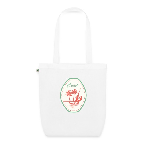 Beach - EarthPositive Tote Bag