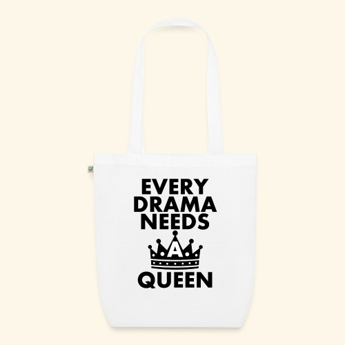 EVERY DRAMA black png - EarthPositive Tote Bag
