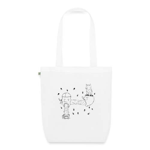 heads opinion - EarthPositive Tote Bag