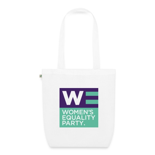 WE Logo - EarthPositive Tote Bag