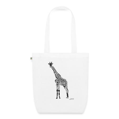 Black Girafe By Joaquín - Sac en tissu biologique