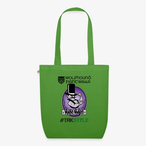 myles front 0518 - EarthPositive Tote Bag