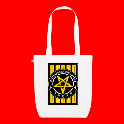 Damned - EarthPositive Tote Bag