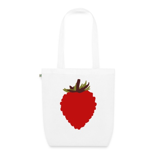 Wild Strawberry - EarthPositive Tote Bag