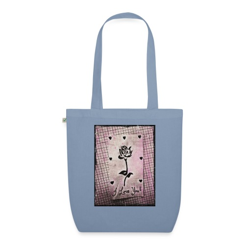 Love Blossom - EarthPositive Tote Bag