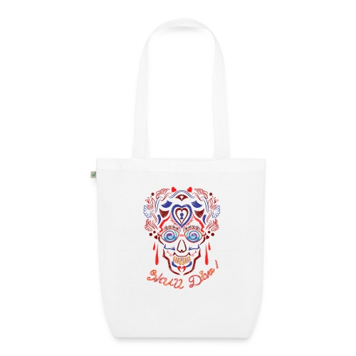 Skull Tattoo Art - EarthPositive Tote Bag