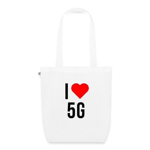 ilove5g - Bio-Stoffbeutel