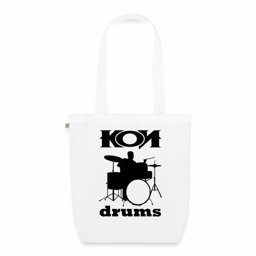 KON - DRUMS - Bio-Stoffbeutel