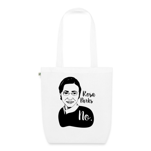 Rosa Parks - EarthPositive Tote Bag