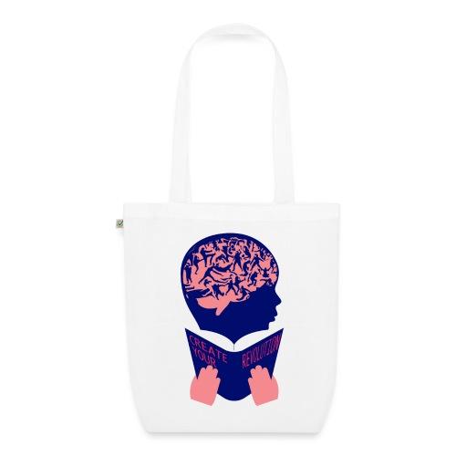 StudioTopie - Create Your Revolution - EarthPositive Tote Bag
