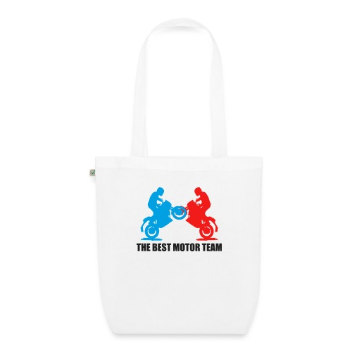 Najlepszy zespół motocyklistów - Ekologiczna torba materiałowa