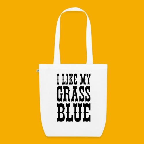 bluegrass - Bio stoffen tas