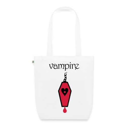 Vampire - EarthPositive Tote Bag