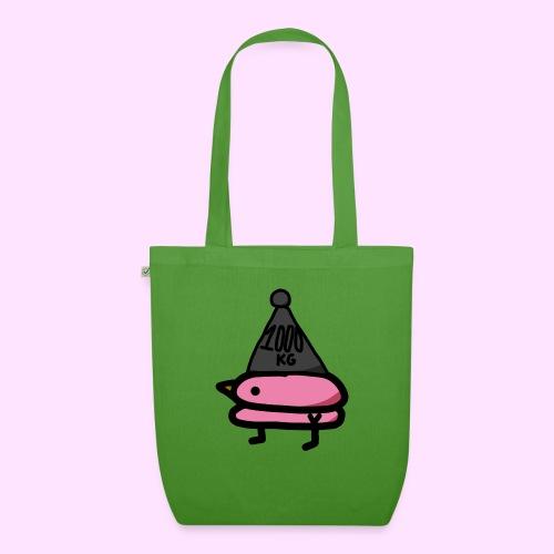 Squished Pinkguin - Øko-stoftaske
