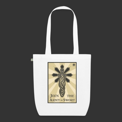 Join the army jpg - EarthPositive Tote Bag