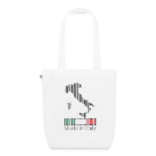 Made in Italy - Borsa ecologica in tessuto
