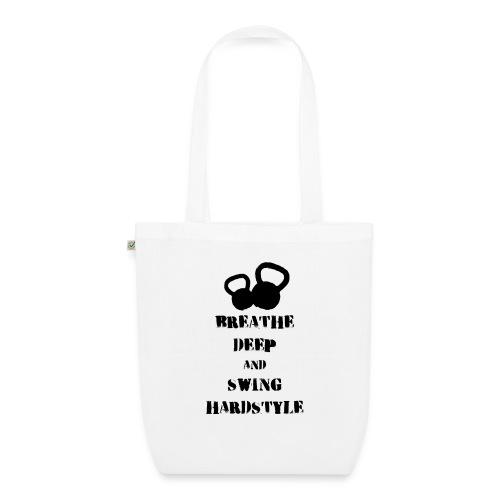 Kettlebell Breathe - Ekologiczna torba materiałowa
