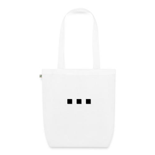 puntpuntpunt shadow - EarthPositive Tote Bag