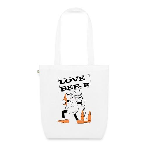 love beer - Borsa ecologica in tessuto