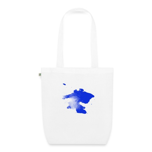 ink splatter - EarthPositive Tote Bag