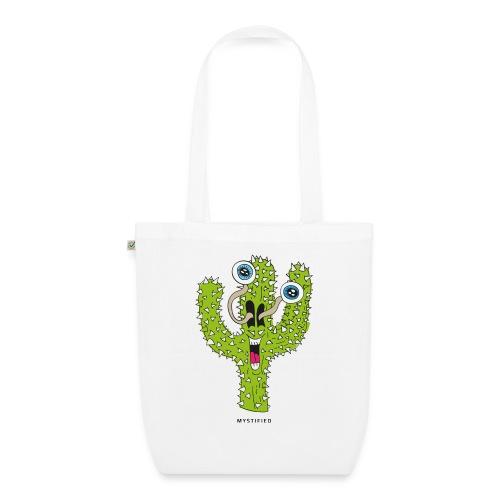 Mystified Cactus - Bio stoffen tas