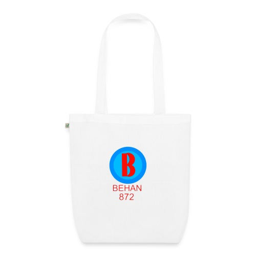 Rep that Behan 872 logo guys peace - EarthPositive Tote Bag