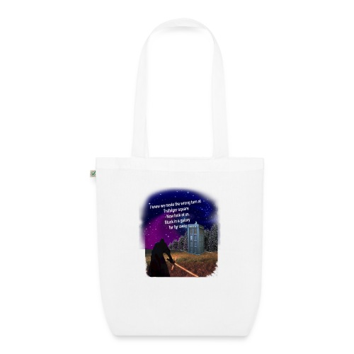 Bad Parking - EarthPositive Tote Bag