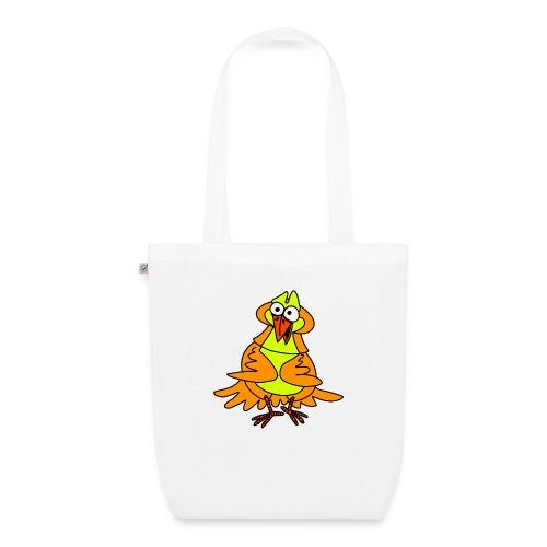 Vogel Nr 3 von dodocomics - Bio-Stoffbeutel