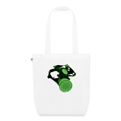 gas shield - EarthPositive Tote Bag