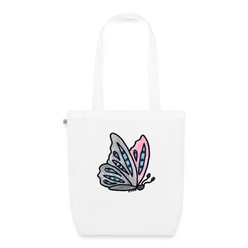 Fjäril - Ekologisk tygväska