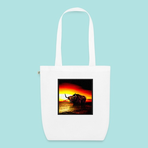Wandering_Bull - EarthPositive Tote Bag