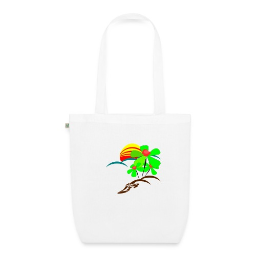 Berry - EarthPositive Tote Bag