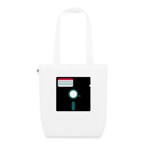 5 1/4 inch floppy disk - Luomu-kangaskassi