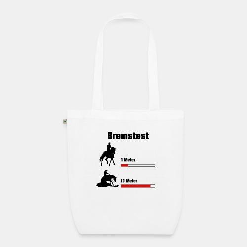 Bremstest - Bio-Stoffbeutel