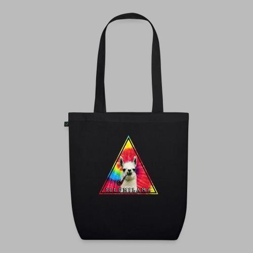 Illumilama logo T-shirt - EarthPositive Tote Bag