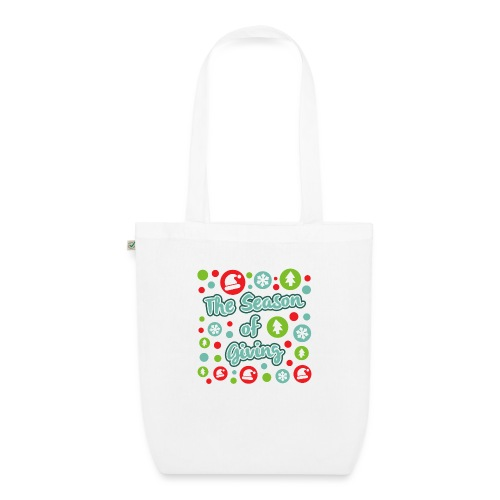 The Season of Giving - EarthPositive Tote Bag