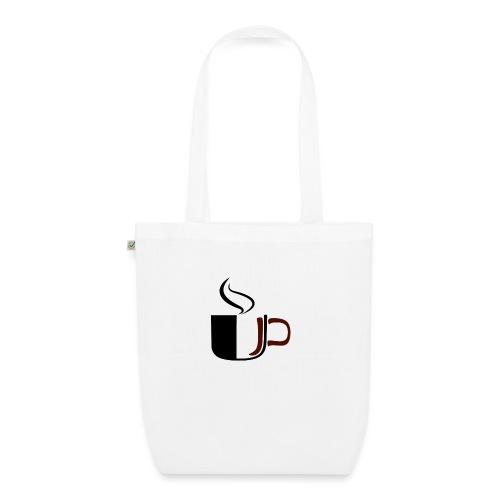 JU Kahvikuppi logo - Luomu-kangaskassi