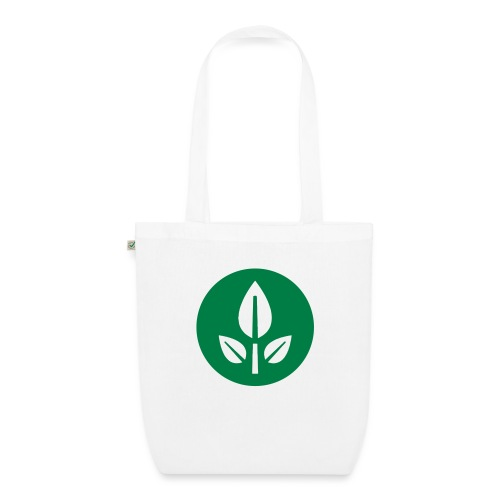 EVE Flower Plant Symbol - EarthPositive Tote Bag