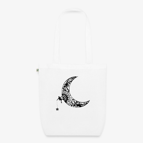 Luna - climb to the stars - EarthPositive Tote Bag