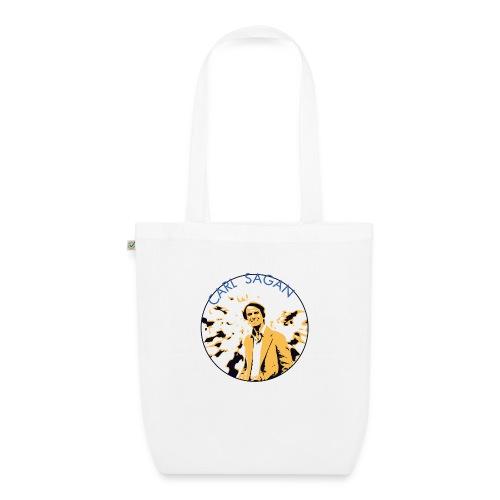 Vintage Carl Sagan - EarthPositive Tote Bag
