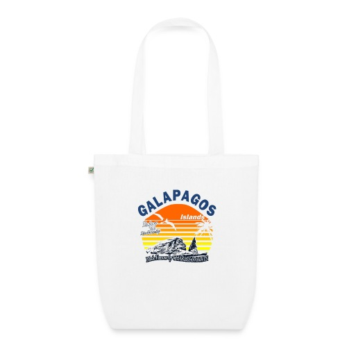 Galapagos Islands - EarthPositive Tote Bag