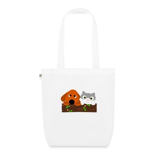 Hund & Katz - Bio-Stoffbeutel