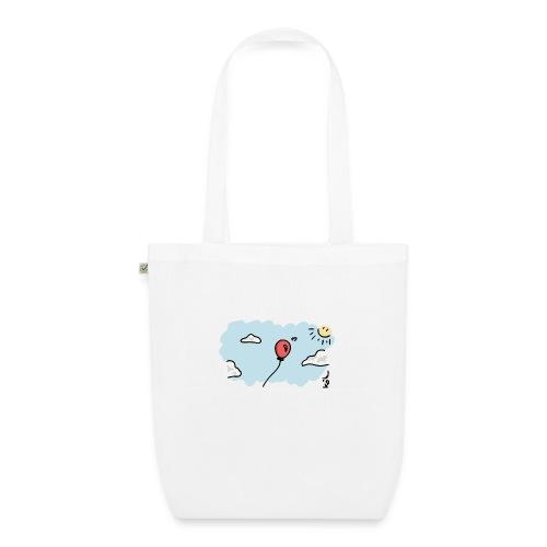 Ballon Amoureux - Sac en tissu biologique