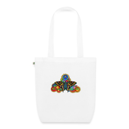 Happy Butterfly! - Bio-Stoffbeutel