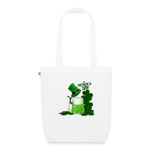 St. Patrick's Day 1 - EarthPositive Tote Bag