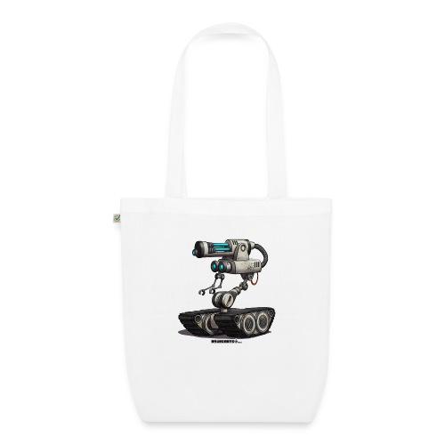 Mobil Laser Gun Robot (M.L.G.R)! - Øko-stoftaske