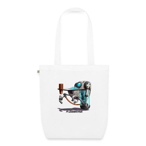 The W.A.T.E.R. Robot! - Øko-stoftaske
