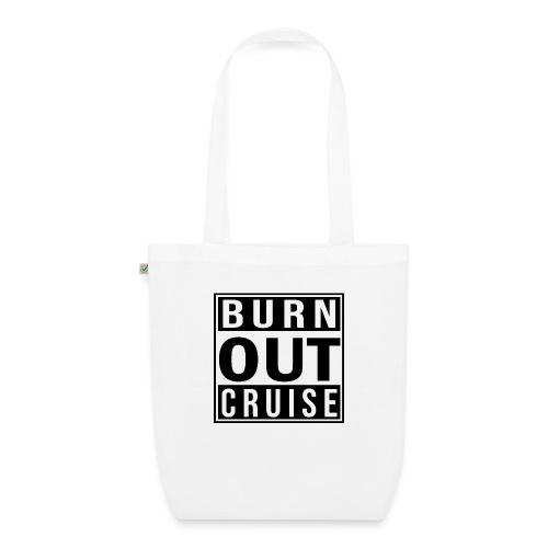 Kreuzfluenzer - Burnout Cruise - Bio-Stoffbeutel