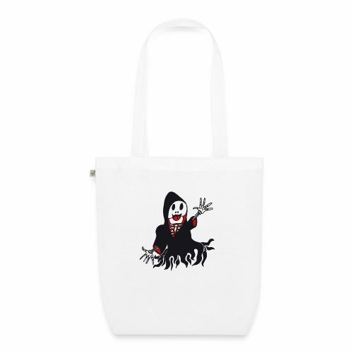 grim reaper funny style - Sac en tissu biologique